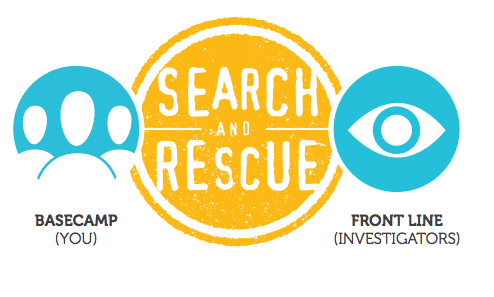 The Exodus Road  - Search & Rescue Program - Join a team for the fight against sex trafficking!