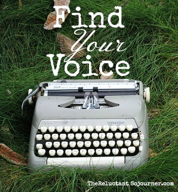 31 Days to Find Your Voice - Becoming a freer, better writer