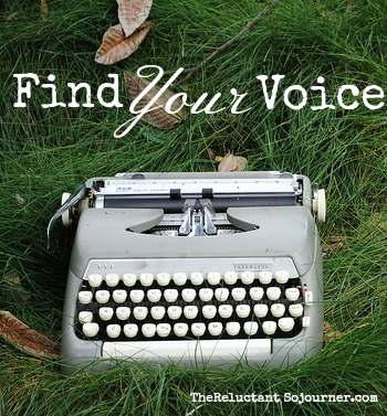 31 Days to Find Your Voice