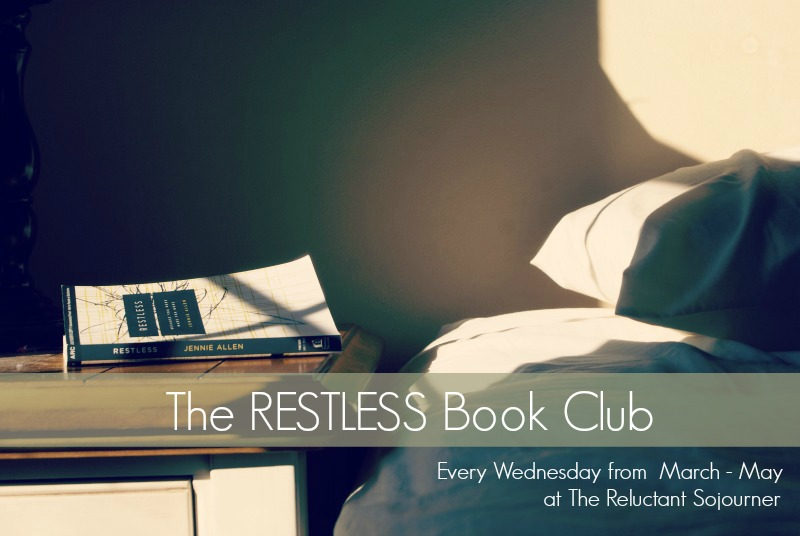 The Restless Book Club - Every Wednesday from March to May at The Reluctant Sojourner