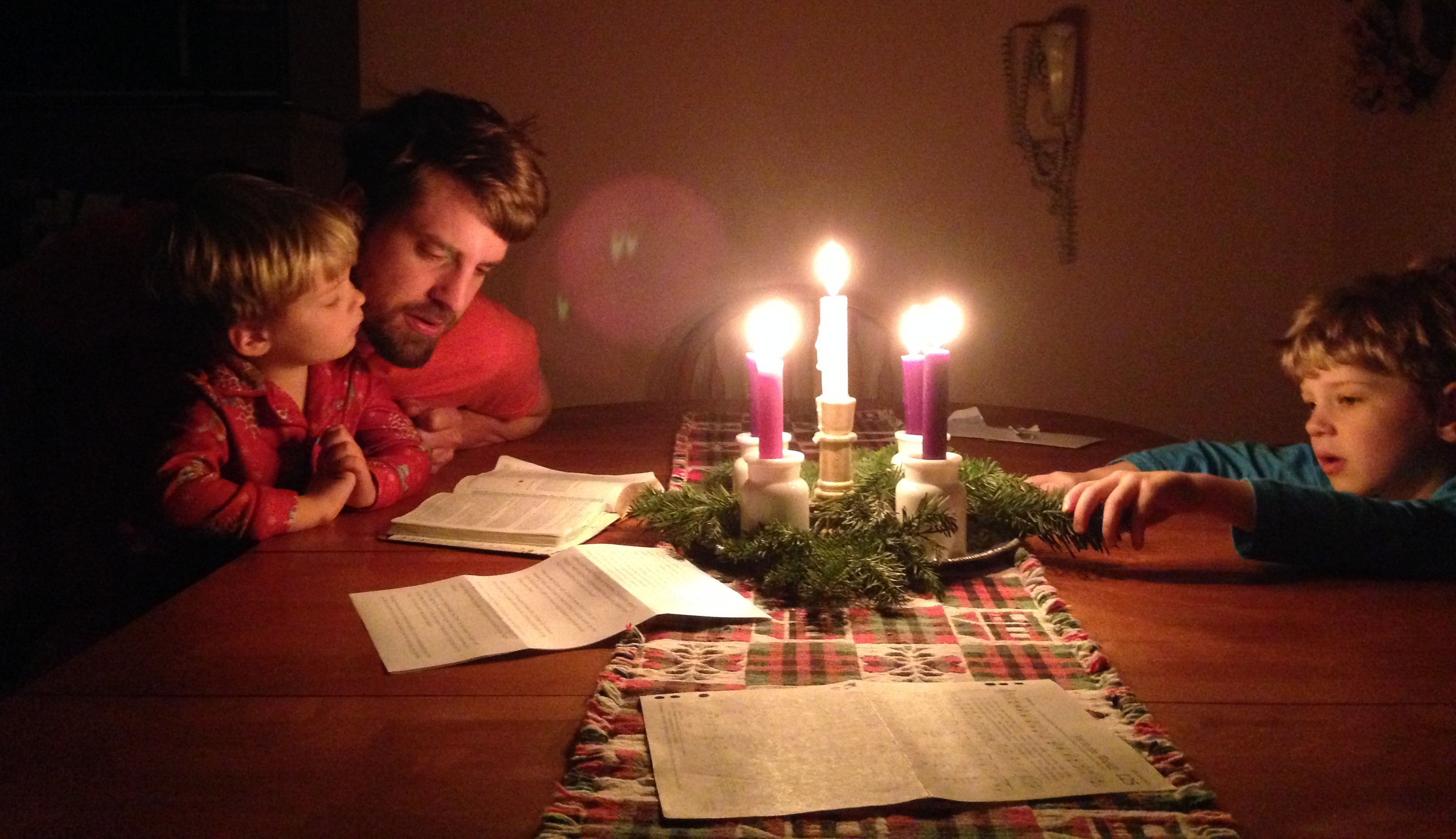 Advent Resources for Families