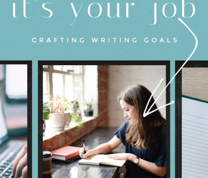 Write Like It's Your Job