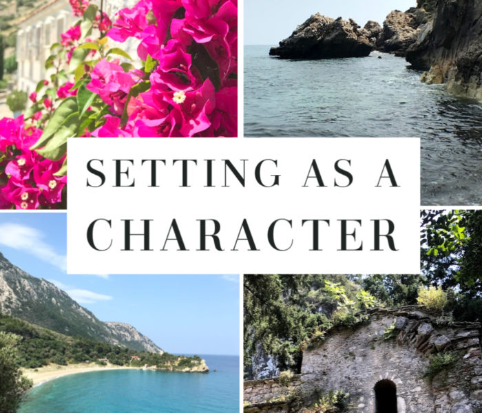 Setting as a Character