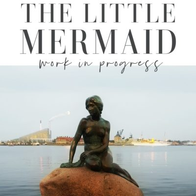 """WIP: Diving into """"The Little Mermaid"""""""